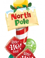 North pole bouquet