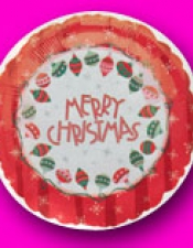 Merry christmas foil 3