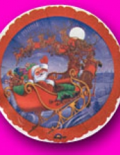 Merry Christmas foil 4