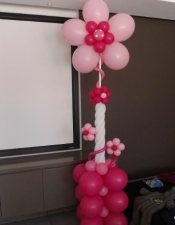balloon-flower-column
