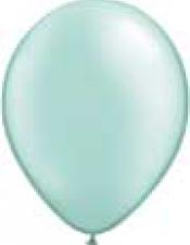 pearl mint green