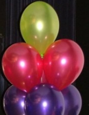 Bouquet of 10 balloons