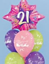 A pink 21