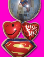 Your My Superman Bouquet - $75