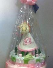 nappy-cake