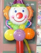 clown column