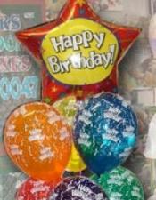 Star happy birthday