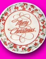 Merry Christmas foil 1