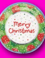 Merry Christmas foil 2