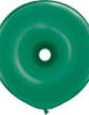 geo donut balloon