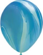 blue rainbow superagate