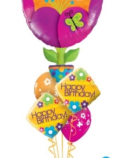 Tulip Happy birthday