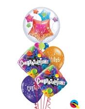 Congratulation stars