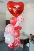 Personalised Super Large Valentines Bouquet - $150